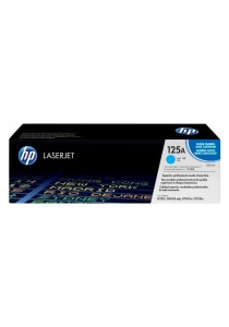 HP CB541A 125A Cyan Original LaserJet Toner Cartridge