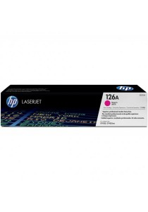 HP 126A CE313A Magenta Original LaserJet Toner Cartridge