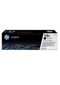 HP 128A CE320A Black Original LaserJet Toner Cartridge