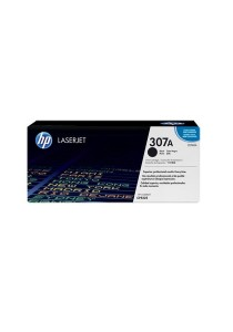 HP 307A CE740A Black Original LaserJet Toner Cartridge