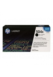 HP CE250X 504X High Yield Black Original LaserJet Toner Cartridge