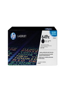 HP 649X CE260X LaserJet Toner Cartridge (Black)