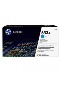 HP CF321A 653A Cyan Original LaserJet Toner Cartridge