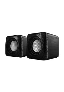 AudioBox U-Cube USB Powered 2.0 Speakers (Grey)
