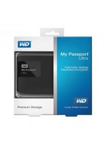 "Western Digital My Passport Ultra 2.5"" 1TB External Hard Disk (Classic Black)"