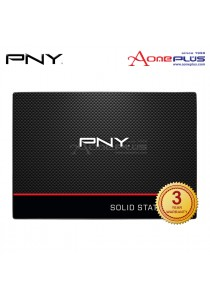 PNY 120GB CS1311 2.5'' SATA III SSD (Read :550MB/s , Write : 510MB/s)