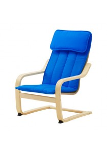 Children's Armchair / Baby Chair - Blue