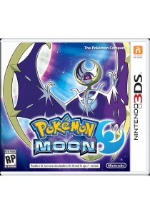 (Pre-Order) [3DS] Pokemon Moon (Expected Arrival Date: 18 Nov 2016)