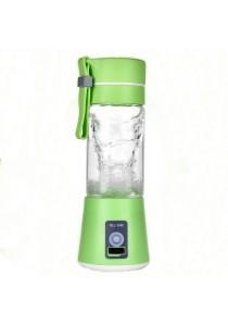 Portable Electric USB Rechargeable 380ML Milk Shake Juice Blender