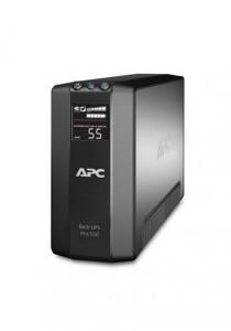 APC Power-Saving Back-UPS Pro 550 BR550GI (Black)