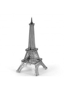 Prado2u ZOYO 3D Metal Nano Puzzle Model Building Kits Toy - Eiffel Tower
