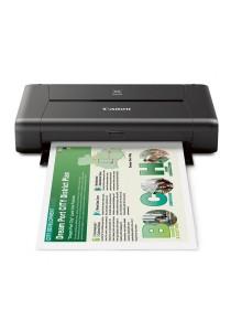 Canon iP110 Inkjet Printer Black