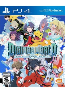 Digimon World: Next Order - (PS4)