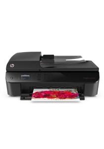 HP Deskjet Ink Advantage 4645 e All-In-One Printer (Black)