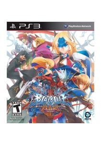 [PS3] Arc Blazblue Countinuum Shift Extend