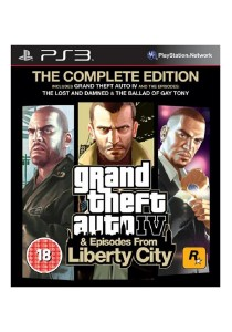 [PS3] Rockstar Grand Theft Auto: Episodes From Liberty City