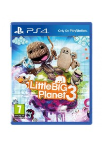 [PS3] Sony Computer Entertainment PS4 Little Big Planet 3 [PS4]