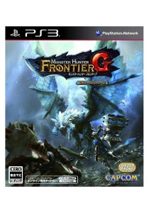 [PS3] Capcom Monster Hunter Frontier G
