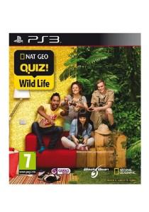 [PS3] Black Bean NatGeo Quiz: Wild Life