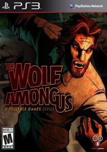 [PS3] The Wolf Among Us (R1)