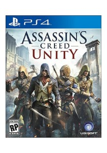 [PS4] Ubisoft Assassin's Creed Unity