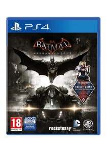 [PS4] WB Games WB Games Batman: Arkham Knight