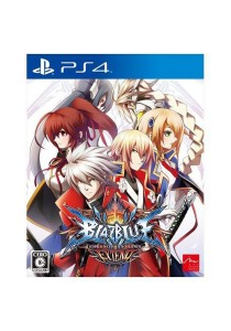[PS4] Aksys Games BlazBlue: Chrono Phantasma Extend