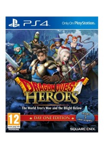 [PS4] Square Enix Dragon Quest Heroes: The World Tree's Woe and the Blight Below (R3)