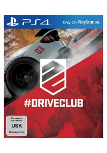 [PS4] Sony Computer Entertainment DriveClub