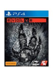 [PS4] 2K EVOLVE