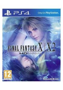 [PS4] Square Enix Final Fantasy X / X-2 HD Remaster