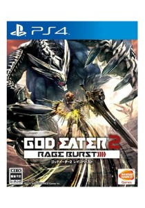 [PS4] Namco Bandai Games God Eater 2: Rage Burst Chinese Version (R3)