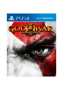 [PS4] Sony Computer Entertainment God of War 3 Remastered