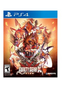 [PS4] Arc Guity Gear Xrd