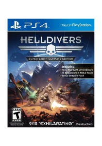 [PS4] SCEA Helldivers Super Earth Ultimate Edition (R3)
