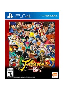 [PS4] Bandai Namco Games J-Star Victory VS