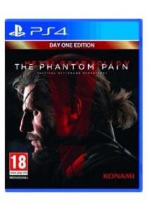 [PS4] Konami Metal Gear Solid V: The Phantom Pain (R3)