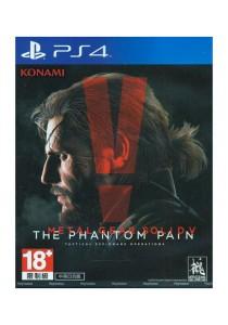 [PS4] Konami Metal Gear Solid V: The Phantom Pain (Chinese/English Language)