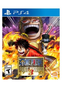 [PS4] Koei One Piece: Pirate Warriors 3 (R3)