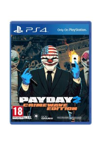 [PS4] 505 Games PayDay 2: Crimewave Edition