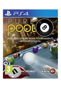 [PS4] PS Pure Pool