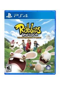 [PS4] Ubisoft Rebbids Invasion