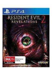 [PS4] Capcom Resident Evil Revelations 2