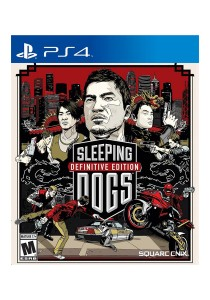[PS4] Square Enix Sleeping Dogs Definitive Edition