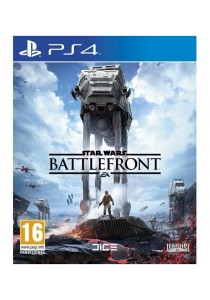 [PS4] Electronic Arts Inc. Star Wars: Battlefront (R3)