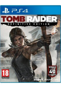 [PS4] Tomb Raider Definitive Edition