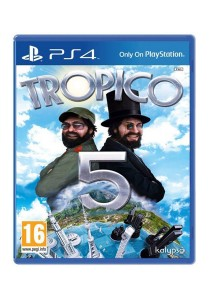 [PS4] Kalypso Media Tropico 5