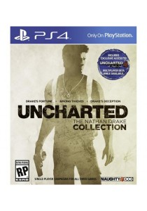 [PS4] Sony Computer Entertainment Uncharted The Nathan Drake Collection R3