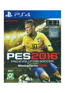 [PS4] Konami PES 2016 Winning Eleven 2016 (R3)