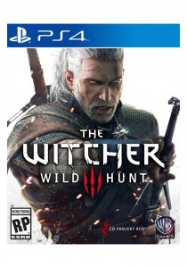 [PS4] WB Games The Witcher 3: Wild Hunt